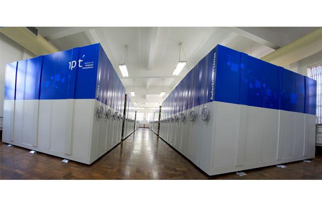Arquivo deslizante IPT