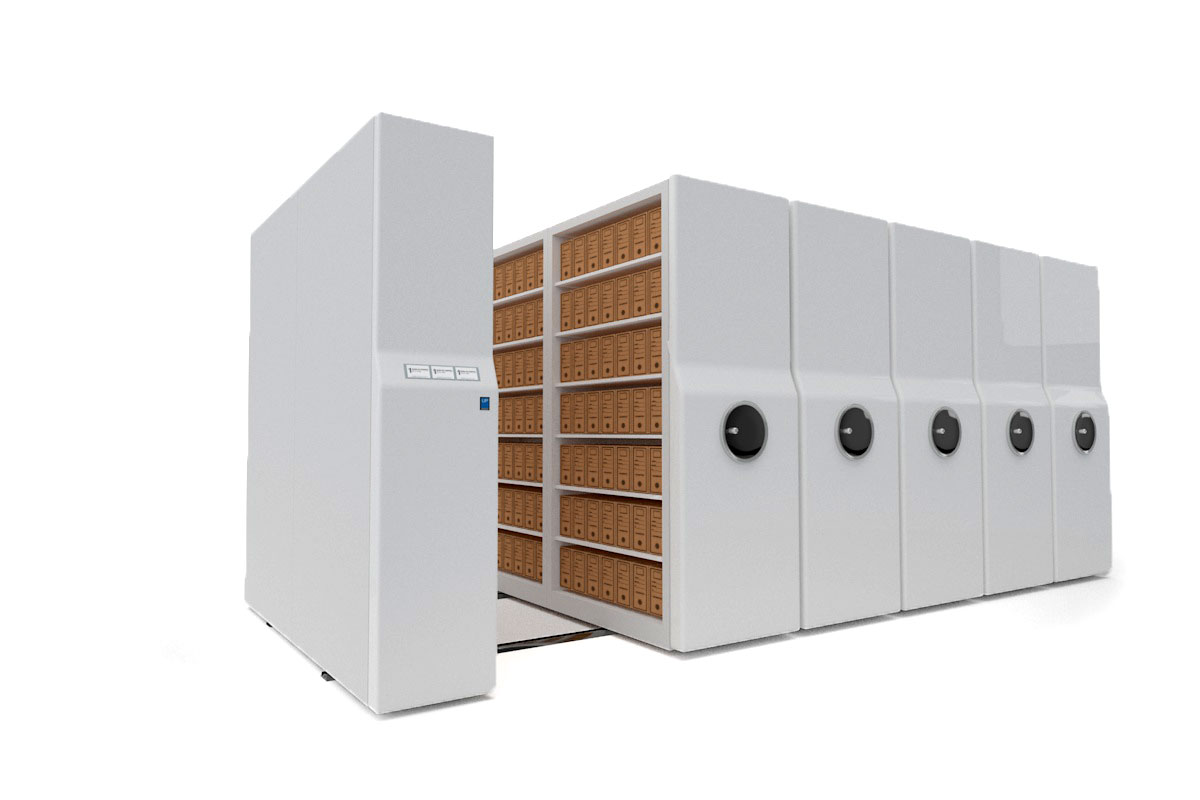 Arquivo deslizante UP Storage